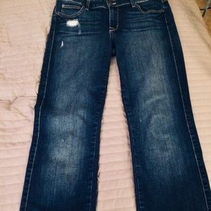 Denim - AG  Jeans mid rise boot cut retails for $198 Size